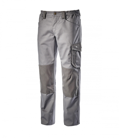 Easy Trousers Rock Poly Steel Gray