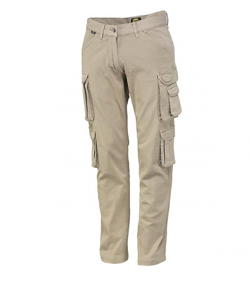 Icon Trousers Wayet ll Natural Beige