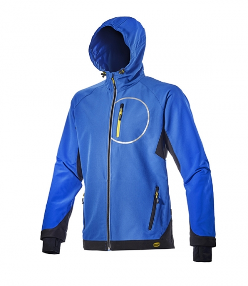 Light Jacket Trail Micro Blue