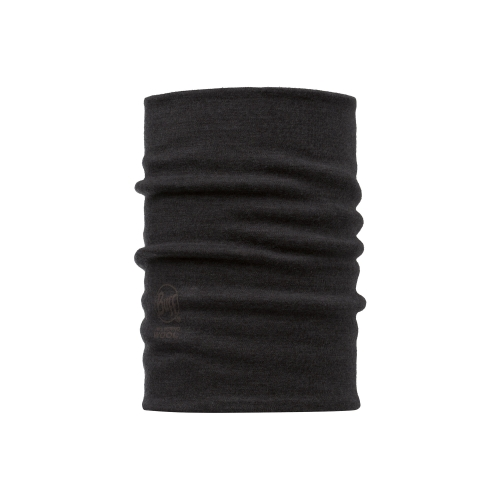 Neckwarmer Merino Wool Thermal Black 108615_00-1