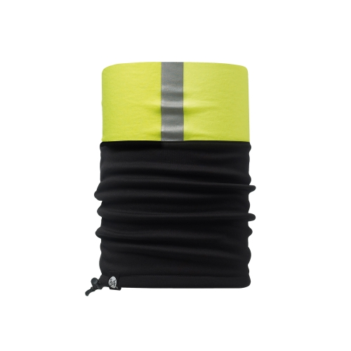 Windproof Neckwarmer Yellow Fluor 107756_00-1