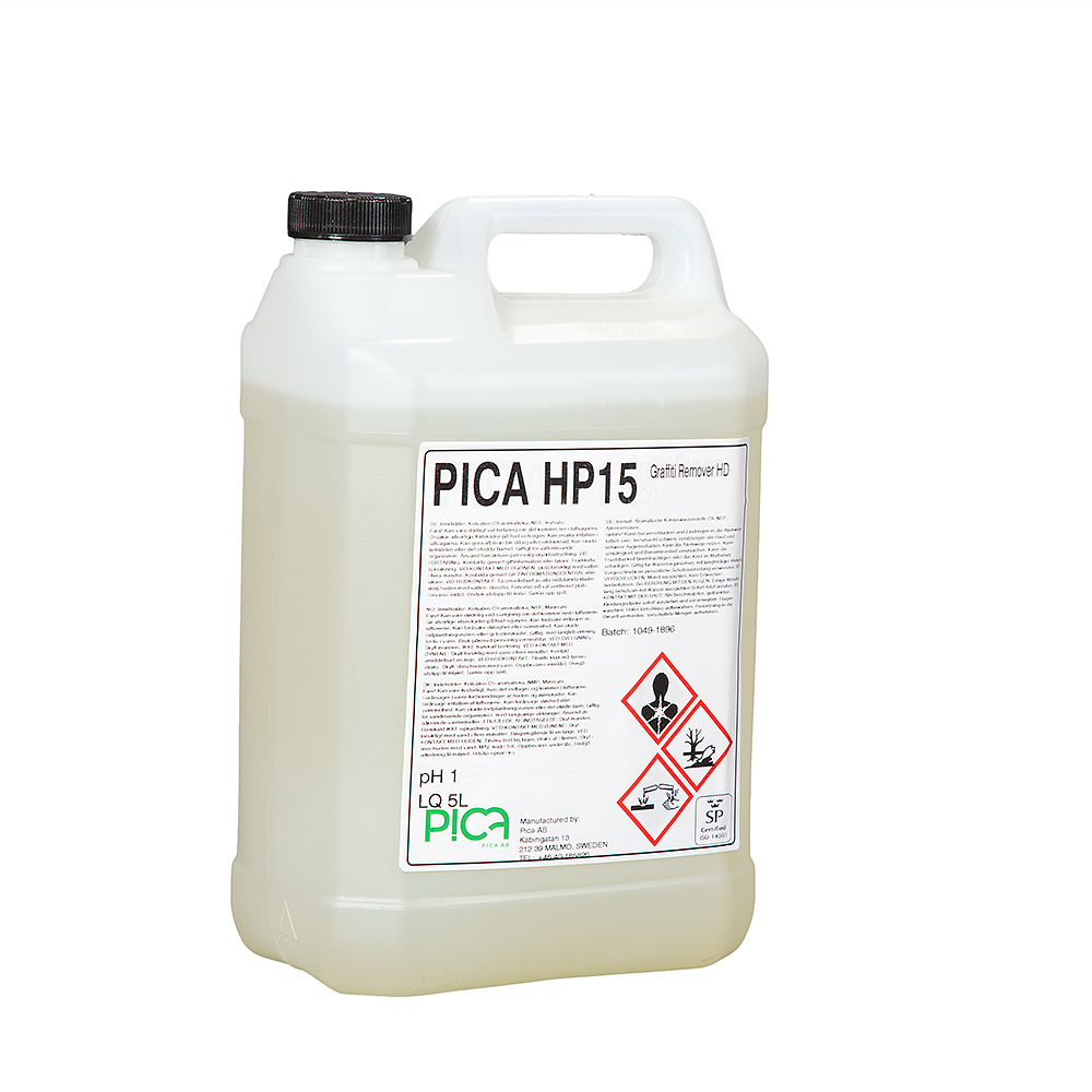PICA HP15 Acid Shadow Remover 5L